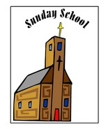 Sunday School-Download-ClipArt-ArtClip-Digital Tags - $4.00