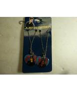 Justin Bieber Best Friends Heart Pendant Necklaces Set of 2 BFF Bravado ... - $7.91