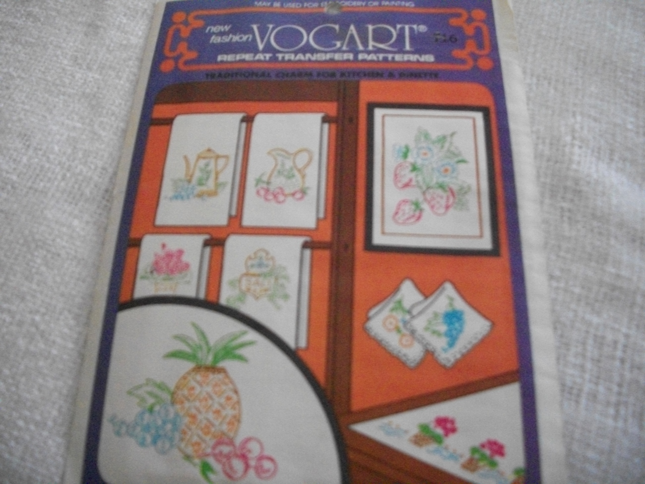 Primary image for Vogart Transfer Patterns 716