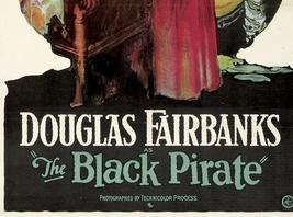 DOUGLAS FAIRBANKS IN THE BLACK PIRATE, 1926 - $19.99