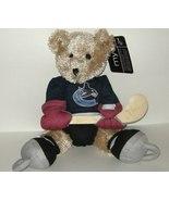 1/2 Price! San Jose Sharks NHL Hockey Plush Bear NWT - $5.28