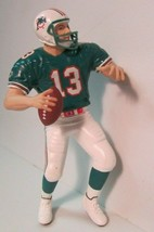 1999 Hallmark Keepsake Ornament Football NFL MIAMI DOLPHINS QB DAN MARINO  - $18.42