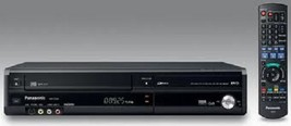 Brand New Panasonic Dmr Ez48 Vp K Dvd Recorder Digital Tv Tuner - $1,386.00