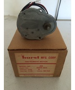 Hurst 3006-002 Model AB Geared Synchronous Motor 6 rpm 115 vac - $69.95