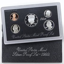1992 S Silver Proof Set - $24.69