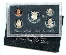 1994 S Silver Proof Set - $36.05