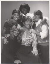 Facts of Life Charlotte Rae Vintage 8X10 BW TV Memorabilia Photo - $6.99
