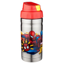 SPIDERMAN-BEVERAGE BOTTLE. BRAND NEW! STAINLESS STEEL - $9.95