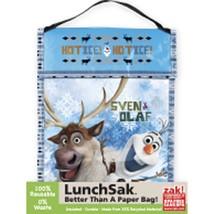 DISNEY'S FROZEN-(OLAF)  LUNCHBOX & WATER BOTTLE SET - $9.06
