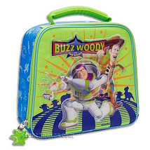 TOY STORY INSULATED LUNCHBOX - $12.16