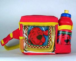 Clifford Fanny Pack, Sandwich Box & Water Bottle - $15.00