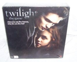 TWILIGHT The Board Game NEW from 2009 - $19.96
