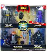 The Batman EXP Extreme Power Multi Pack Exclusive Knight Strike Batman, ... - $48.50