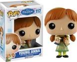 Disney Frozen Anna Young Funko POP Vinyl Figure *NEW*