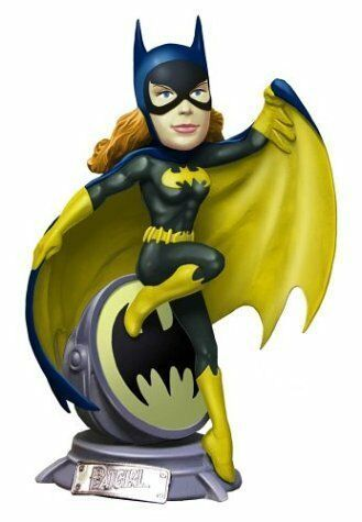 BATGIRL DYNAMIC BOBBLE HEAD FIGURE*HEADSTRONG HEROES*DC COMICS*