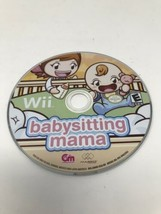 Babysitting Mama (Nintendo Wii, 2010) WORKS DISC ONLY - $5.89