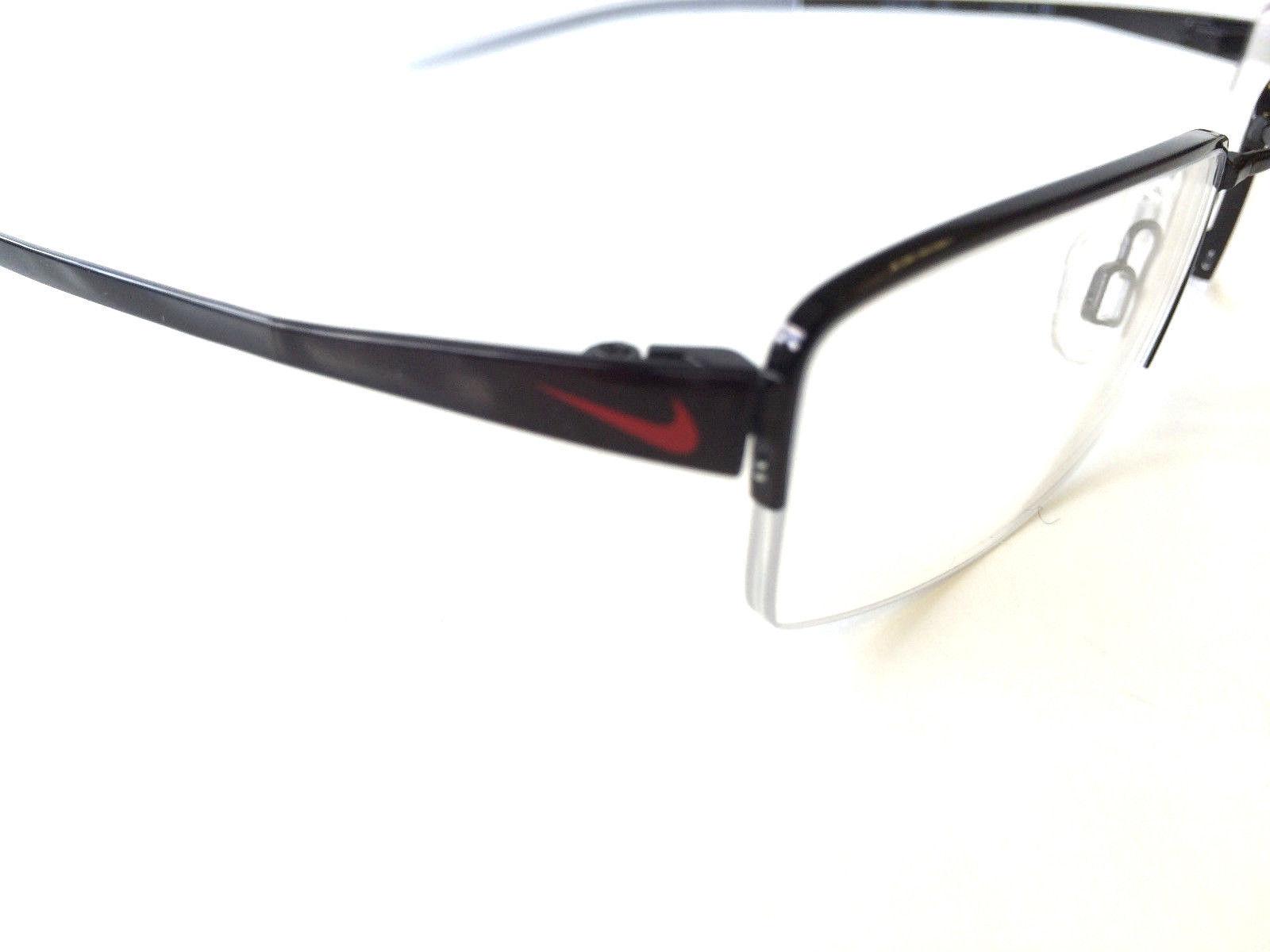 Nike Flexon Eyeglass Frame Rimless NK 4222 Mens Eyewear ...