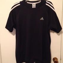 Adidas Black Climacool Formotion Response Short Sleeve Short Running Sports - $29.02