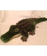 "28"" Swampy Alligator Ultra Soft Plush Stuffed Gator Aurora Crocodile - $38.69"