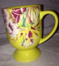 Hallmark Marjolein Bastin Mug Coffee Cup Yellow... - $29.02