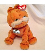 TY Garfield Movie Plush New With Tag NWT Beanie Babies Retired - $24.18
