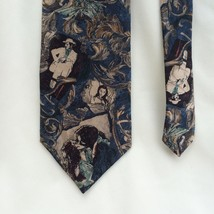 Gone with the Wind Necktie Tie Rhett Butler Scarlett O'Hara Movie Gift 1... - €12,77 EUR