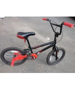 "BOY GIRL BICYCLE 18"" RED KRASH X! BMX - $55.00"