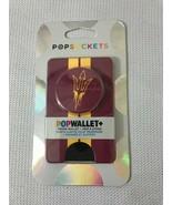 NCAA Arizona State Sun Devils PopSockets PopWallet+ (with PopTop) - $11.87