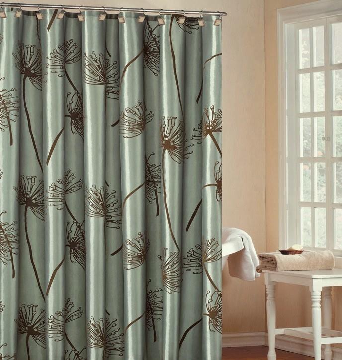 soleil luxury shower curtain 70x72 shower curtains