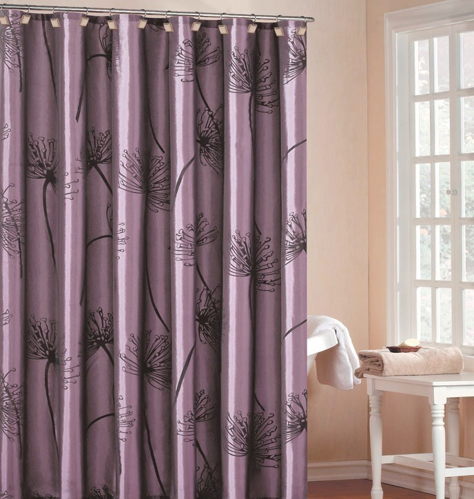 soleil luxury shower curtain 70x72 shower curtains