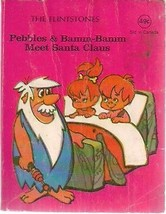 THE FLINTSTONES Pebbles & Bamm-Bamm Meet Santa Claus (1977) Modern BLB SC - $9.89