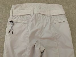 JSX. JET SET St. Moritz White with Red Star Ski Pants, Sz.1 Purchased in Gorsuch image 5