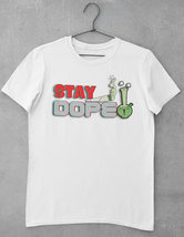 Stay Dope T-shirt | Funny Tshirts | Funny Weed Shirts | Humorous Gifts image 2