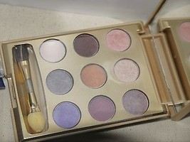 Estee Lauder Pure Color Eye Shadow Mirrored Palette w/9 Different Shades... - $23.75
