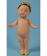 All Bisque Gebruder Heubach Chinese Chin Chin B... - $195.00