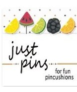 Sangria JP189 set 5 for pincushions JABC Just Another Button Co - $13.95