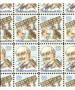 C93-94a Complete Sheet of 100 21 Cent Airmail Stamps - Stuart Katz - $38.95