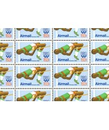 C97 Complete Sheet of 50 Olympic Games 31 Cent Airmail Stamps - Stuart Katz - $23.95