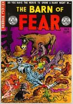 Barn Of Fear 1978 underground comix, Alfredo Al... - $10.25