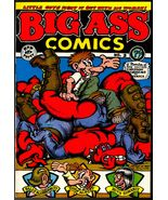 Big Ass 2, Rip Off Press 1971, 4th print, Rober... - $10.25