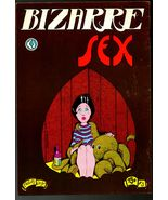 Bizarre Sex #3, 4th print 1973 Kitchen Sink, - $11.25