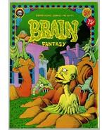 Brain Fantasy #1, Last Gasp, 1972, underground comix, Shubb, Metzger, In... - $13.25