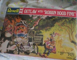 Revell Big Daddy's Roth Outlaw with Robin Hood Fink - $36.99