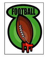 Football 6221-Download-ClipArt-ArtClip-Digital ... - $4.00