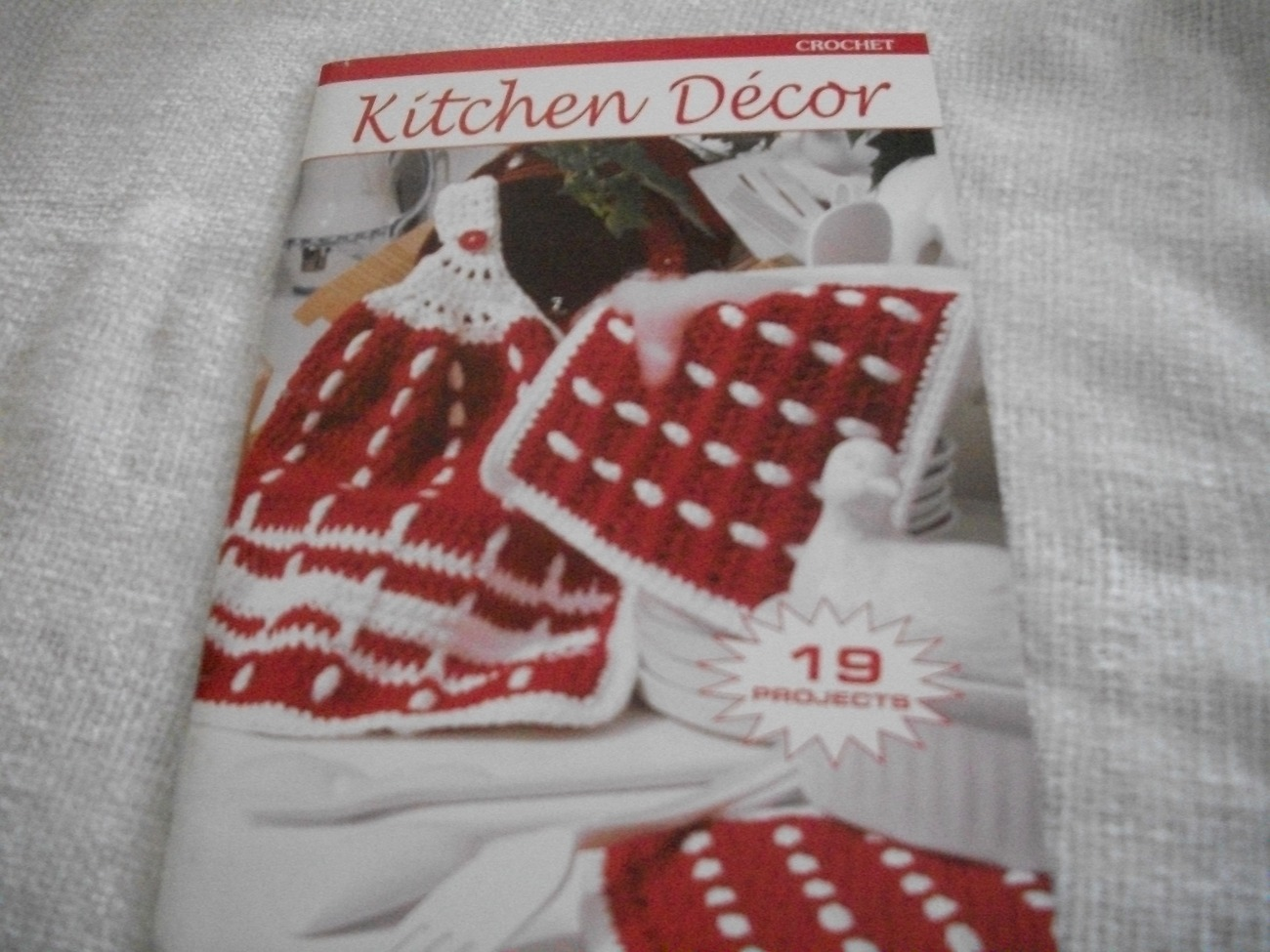 Primary image for Kitchen Decor Crochet