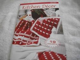 Kitchen Decor Crochet  - $5.00