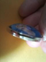 Handmade Bernard Name Monogram Glass Dome Necklace Pendant (NPD0319) image 3