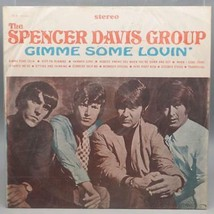 Vintage The Spencer Davis Group Gimme Some Lovin' Vinyle Record Album LP NM - £46.68 GBP
