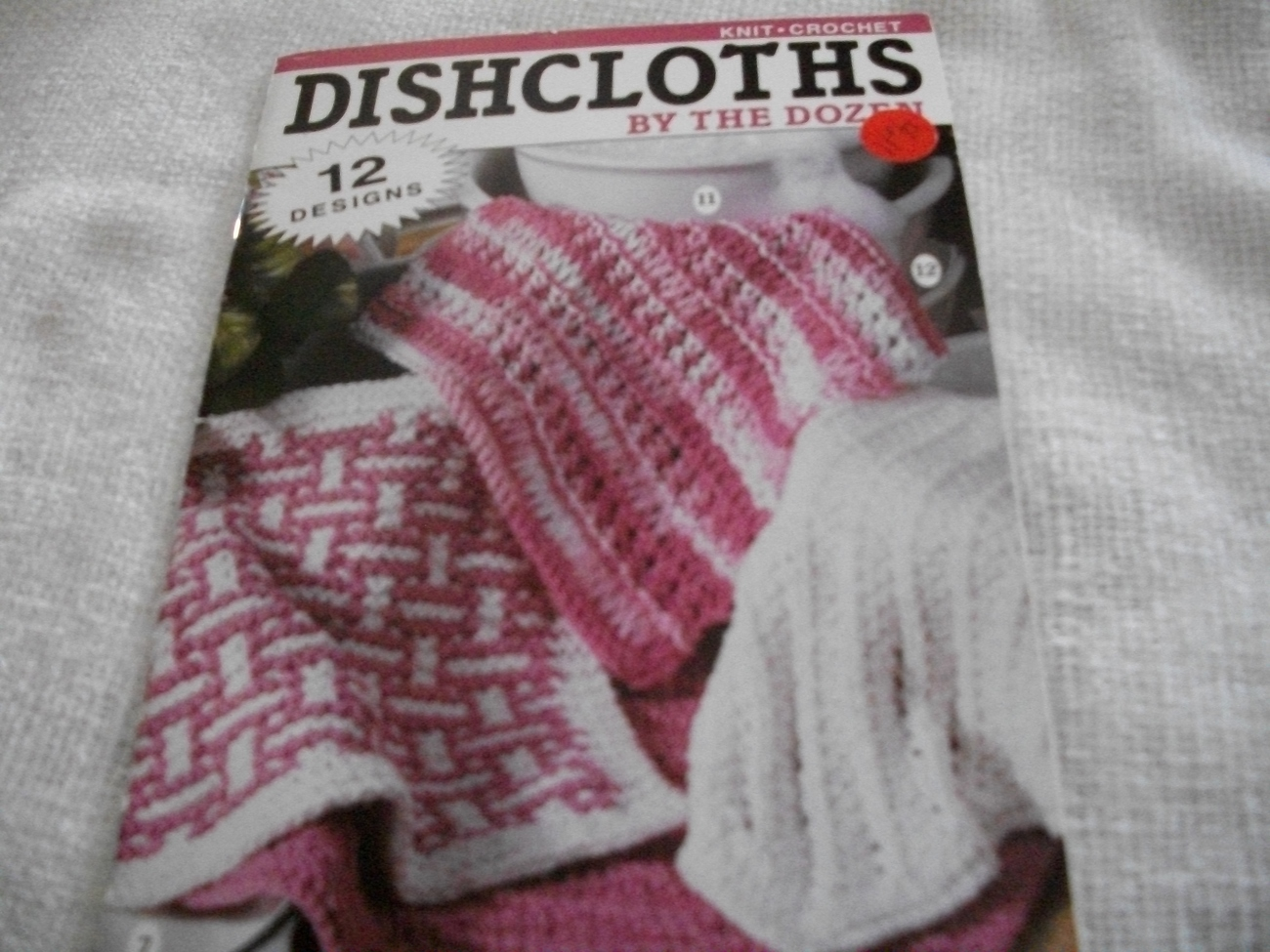 Primary image for Knit & Crochet Dishcloths By The Dozen