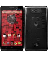 New Motorola Droid Ultra XT1080 GSM/4G LTE (Verizon) Black Android Smart... - $134.97